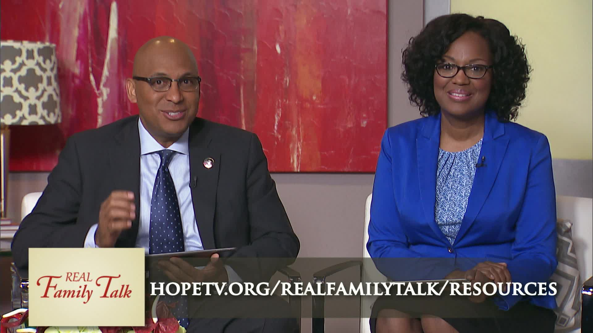 Same Sex Attraction / Real Family Talk: Hope Channel