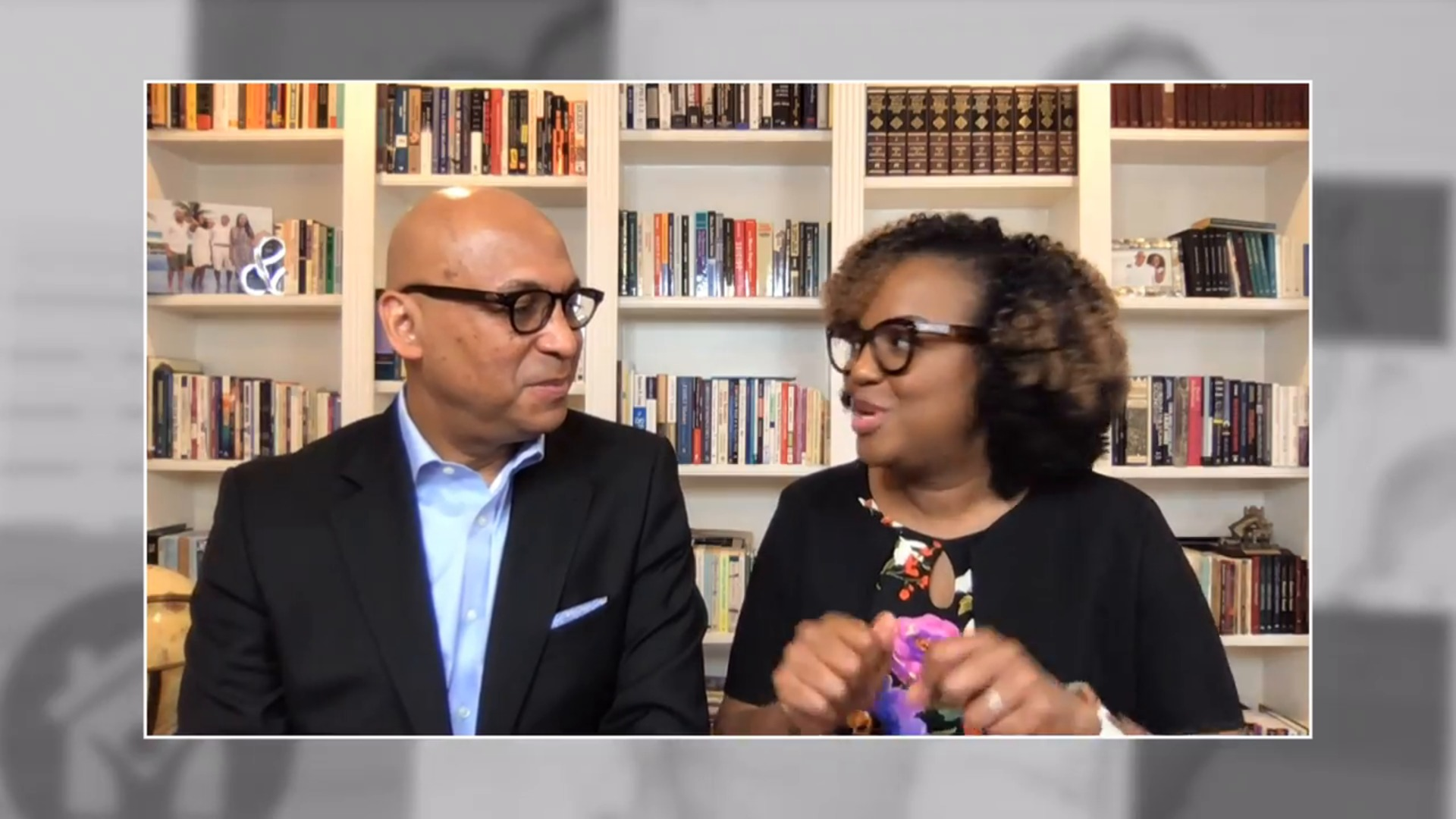 Marriage Resilience During and After COVID-19 - Dr. Willie and Elaine Oliver
