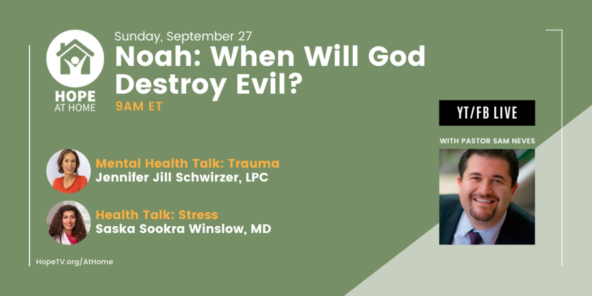 Noah: When Will God Destroy Evil?