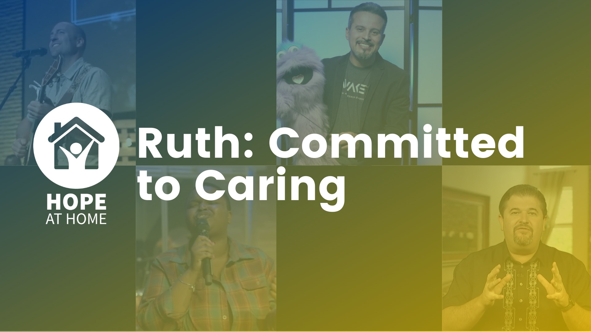 Ruth: Committed to Caring