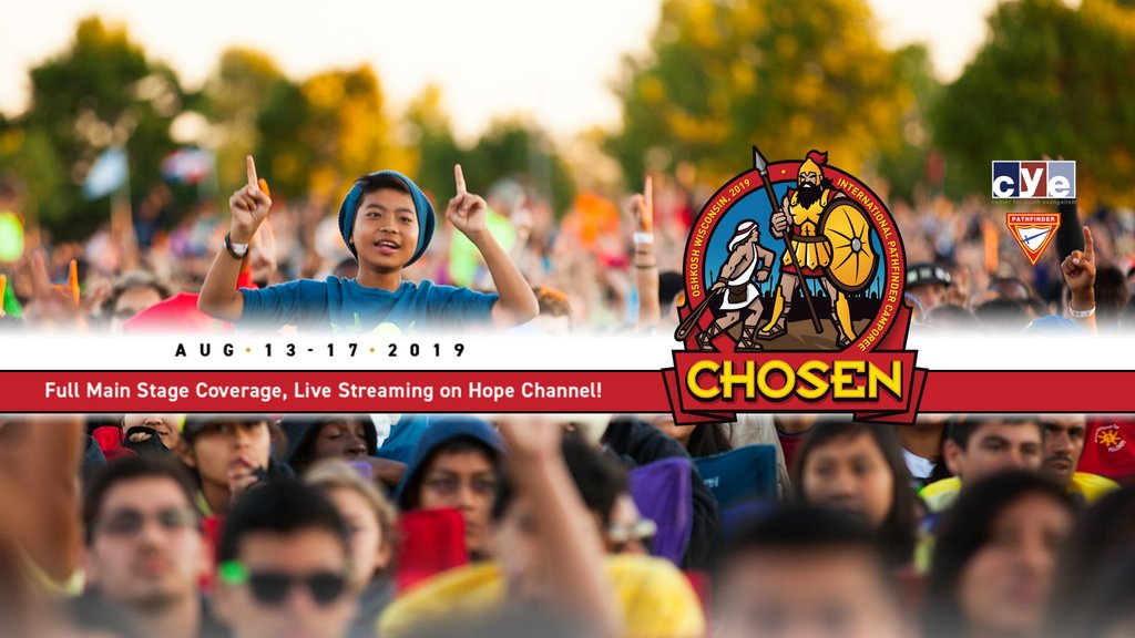 Hope Channel's Live Coverage of the 2019 International