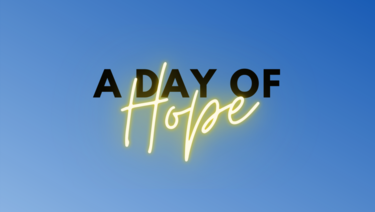 A Day of Hope Returns