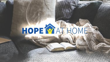 """Hope at Home"" Launched by Hope Channel in Response to COVID-19"