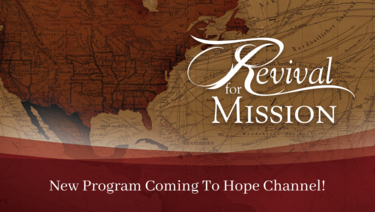 New Program Coming to Hope Channel